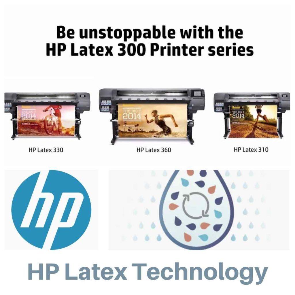 HP Latex Technology